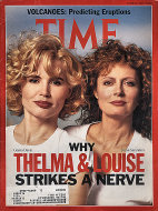 Time Magazine June 24, 1991 Magazine