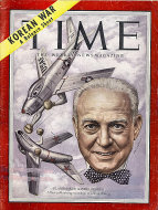 Time Magazine June 29, 1953 Magazine