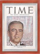 Time Magazine June 7, 1948 Magazine
