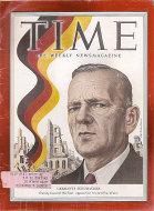 Time Magazine June 9, 1952 Magazine