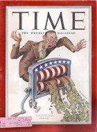 Time Magazine March 10, 1952 Magazine