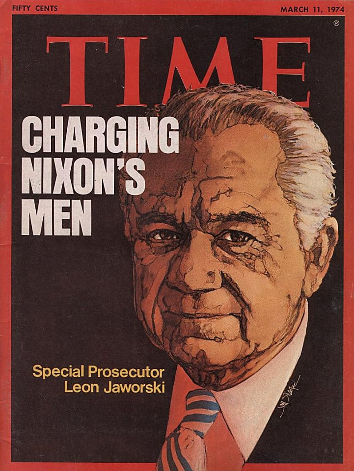 Time Magazine March 11, 1974