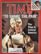 Time Magazine March 14, 1983 Magazine