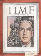 Time Magazine March 17, 1947 Magazine