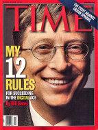 Time Magazine March 22, 1999 Magazine