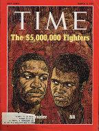 Time Magazine March 8, 1971 Magazine