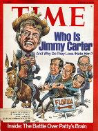 Time Magazine March 8, 1976 Magazine