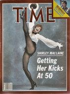 Time Magazine May 14, 1984 Magazine