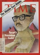 Time Magazine May 17, 1971 Magazine