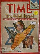 Time Magazine May 18, 1981 Magazine