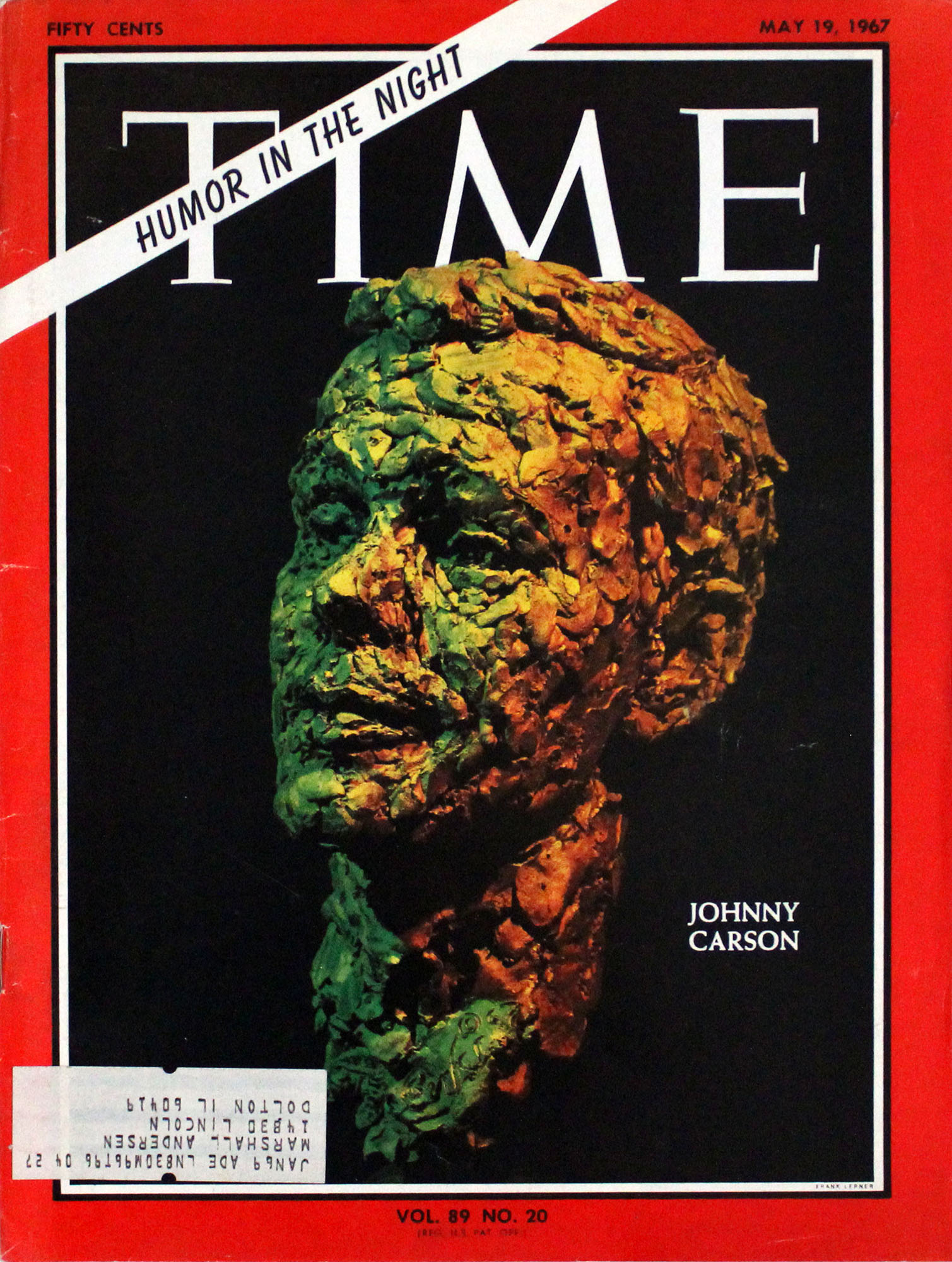 Time Magazine May 19, 1967