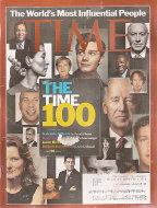 Time Magazine May 2, 2011 Magazine