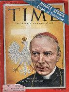Time Magazine May 20, 1957 Magazine