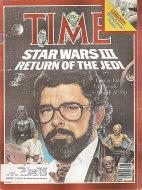 Time Magazine May 23, 1983 Magazine