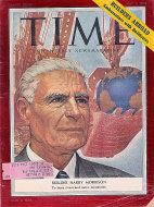 Time Magazine May 3, 1954 Magazine