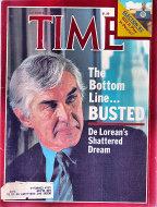 Time Magazine November 1, 1982 Magazine