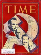 Time Magazine November 10, 1967 Magazine