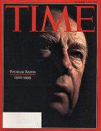 Time Magazine November 13, 1995 Magazine