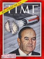 Time Magazine November 17, 1958 Magazine