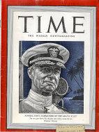 Time Magazine November 24, 1941 Magazine