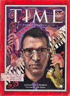 Time Magazine November 8, 1954 Magazine