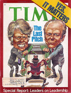 Time Magazine November 8, 1976 Magazine