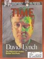 Time Magazine October 1, 1990 Magazine