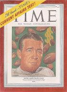 Time Magazine October 14, 1946 Magazine