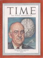 Time Magazine October 25, 1948 Magazine