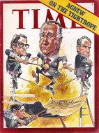 Time Magazine October 8, 1973 Magazine