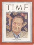 Time Magazine September 20, 1943 Magazine