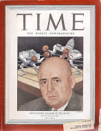 Time Magazine September 27, 1943 Magazine