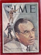 Time Magazine September 27, 1954 Magazine
