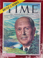 Time Magazine September 3, 1956 Magazine