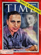 Time Magazine September 5, 1955 Magazine