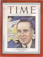 Time Magazine September 6, 1943 Magazine