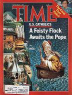 Time Magazine September 7, 1987 Magazine