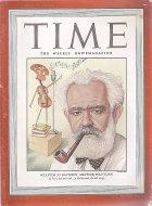 Time Magazine September 9, 1946 Magazine