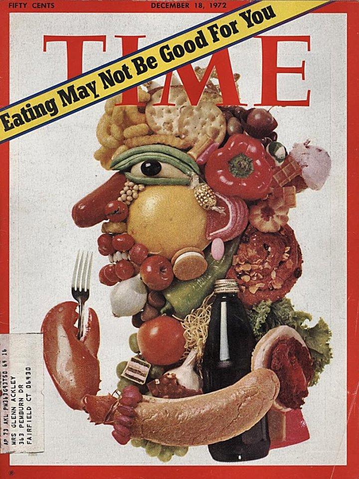 Time Magazine Vol. 100 No. 25
