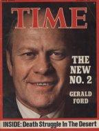 Time Magazine Vol. 102 No. 17 Magazine