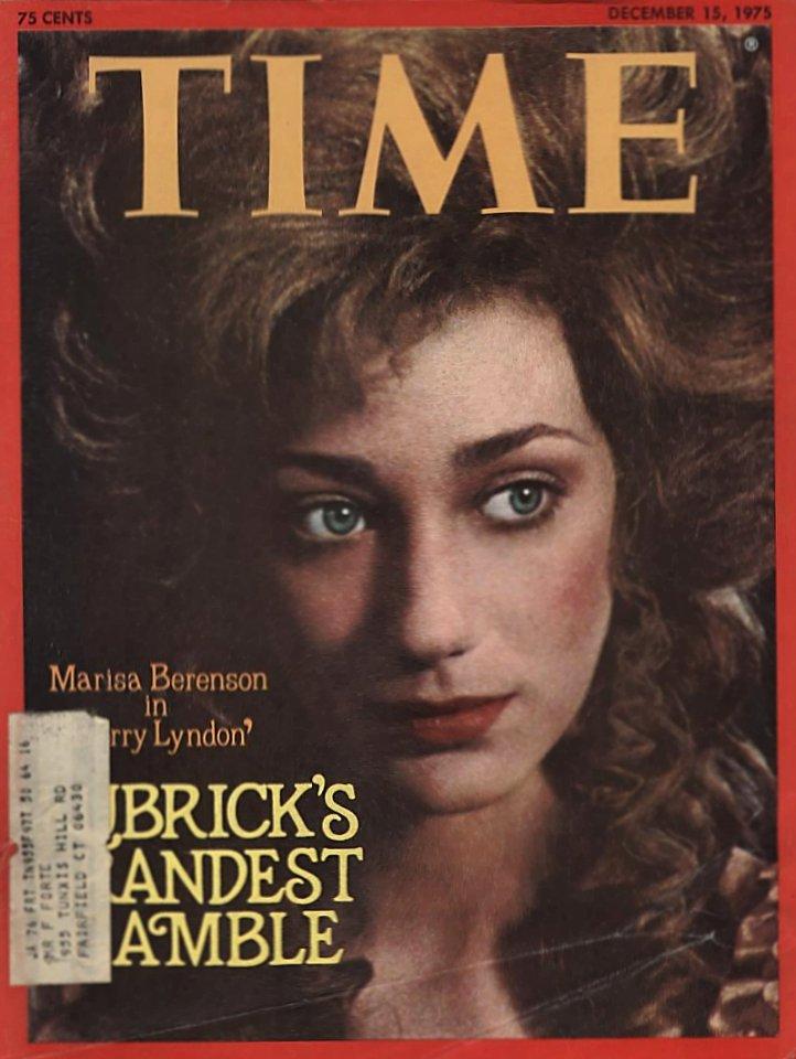 Time Magazine Vol. 106 No. 24