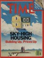 Time Magazine Vol. 110 No. 11 Magazine