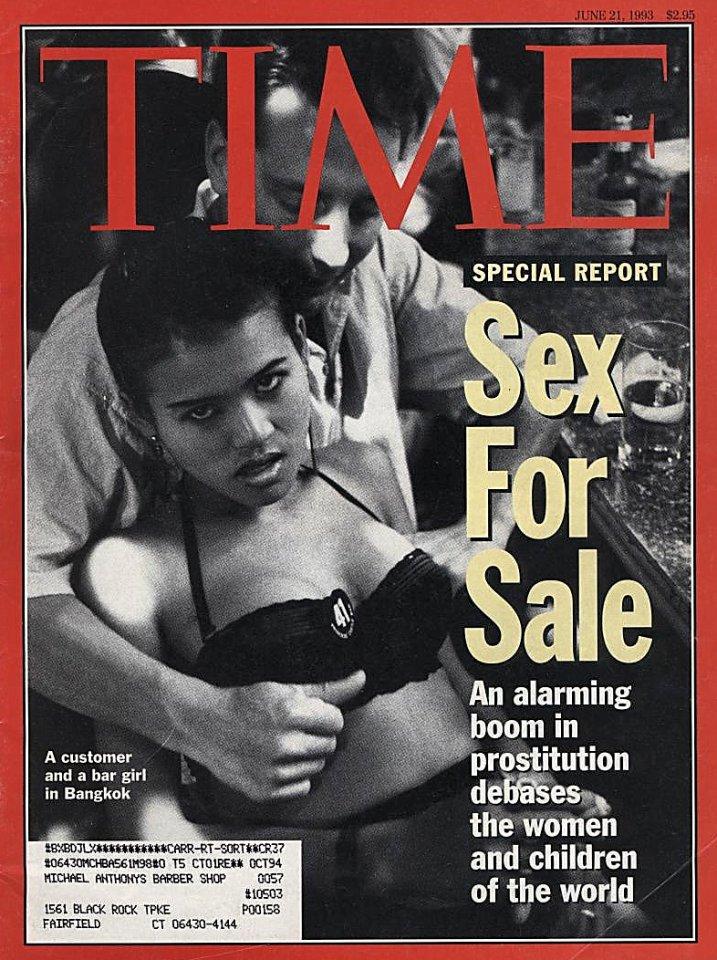 Time Magazine Vol. 141 No. 25