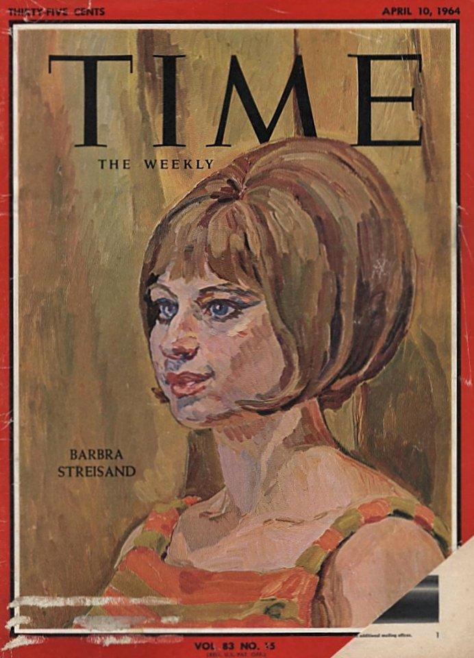 Time Magazine Vol. 83 No. 15
