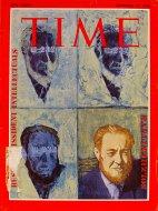 Time Magazine Vol. 92 No. 13 Magazine