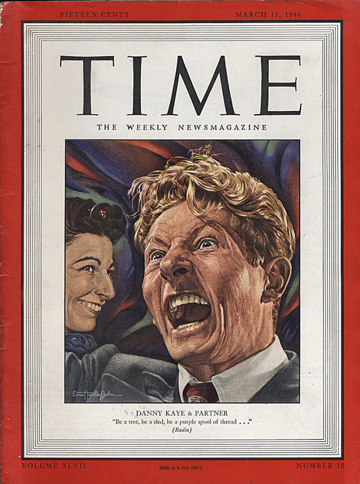Time  Mar 11,1946