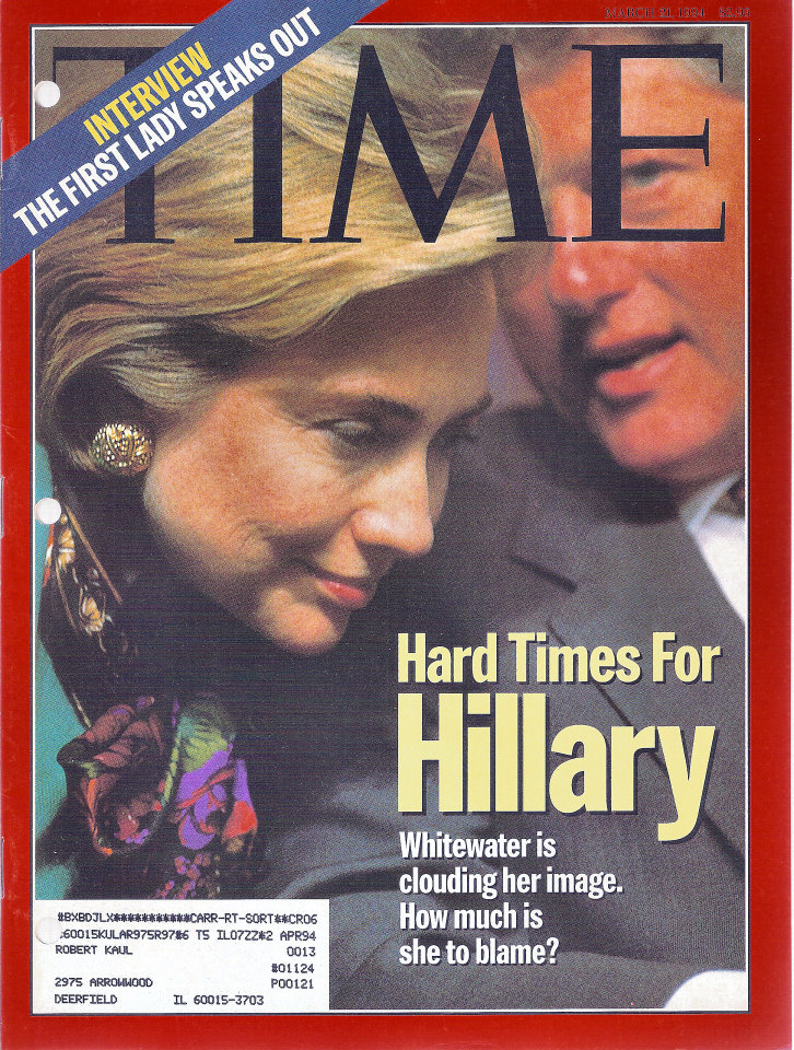 Time  Mar 21,1994