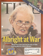 Time  May 17,1999 Magazine