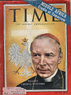 Time  May 20,1957 Magazine