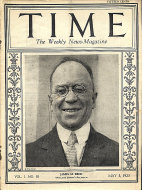 Time  May 5,1923 Magazine